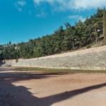 Ancient athletics stadium at Delphi