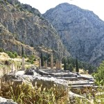 Delphi Ruins Heritage