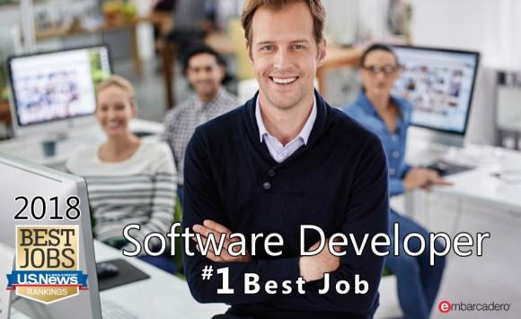 Software Developer #1 Best Job