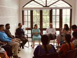 Meeting held to discuss how the doctor community can fight against Dengue by Dr. Srinivasa Rao-15