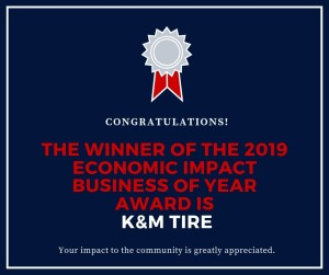2019 Economic Impact Winner