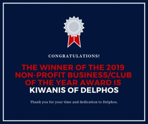 2019 Non-Profit Business_Club Winner