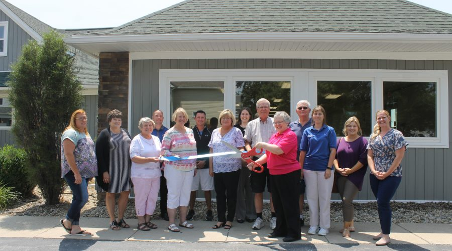 Senior Center Ribbon Cutting