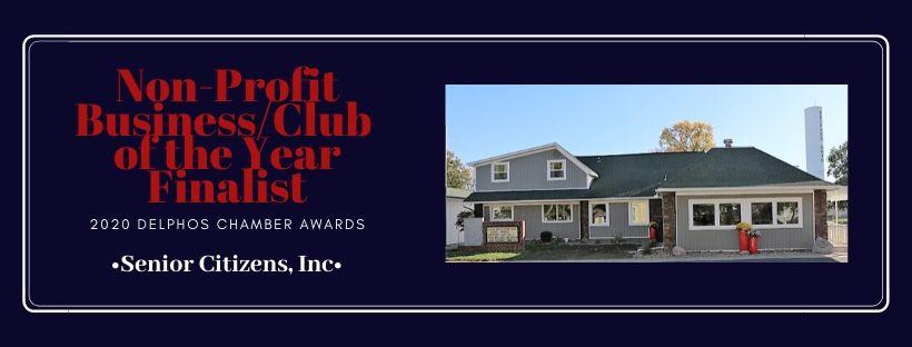 2020 Non Profit Finalist Senior Center Photo