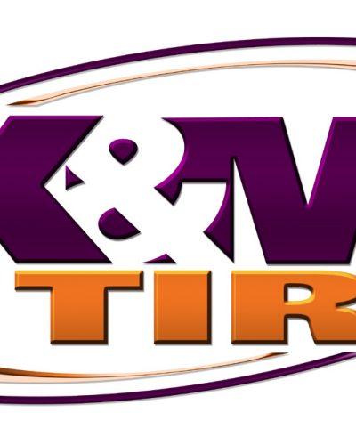 K&M Tire Logo