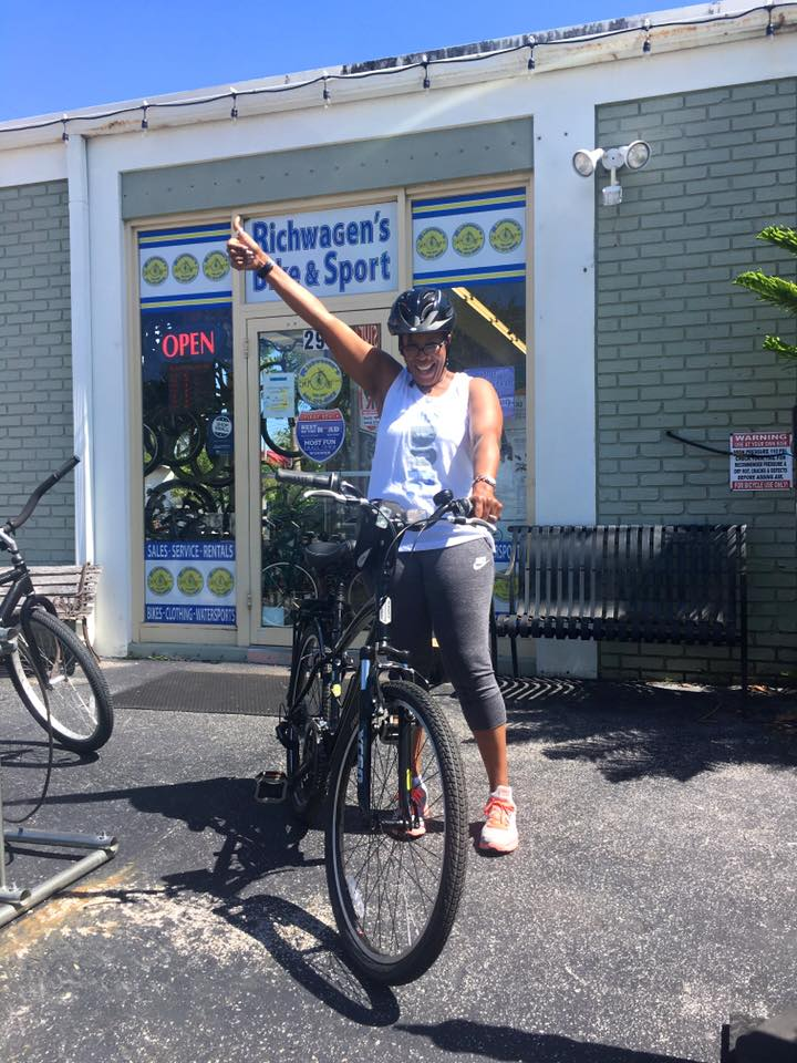 Jamis Explorer Bike