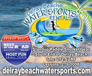 Delray Beach Water Sports Fun