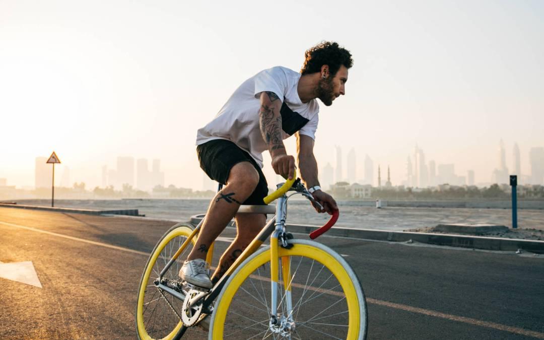 Take the National Bike Challenge