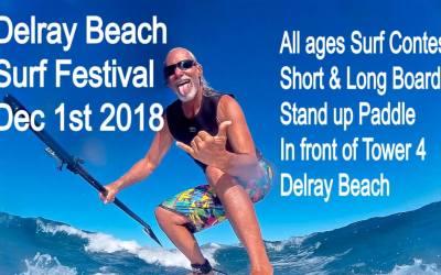 Delray Beach Surf Festival
