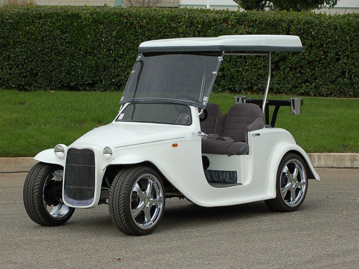 american ne cadillac custom golf cart hqdefault watch used escalade omaha cars youtube