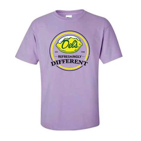Del's 2020 Refreshingly Different T-Shirt