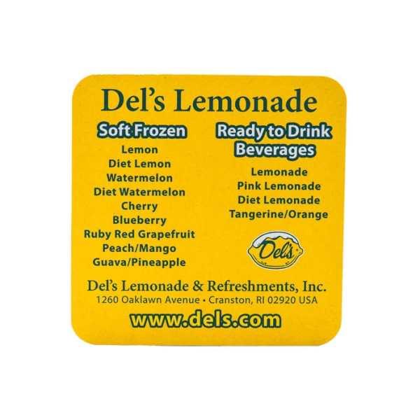 Del's Coaster Back - Del's Lemonade - Blueflash Photography