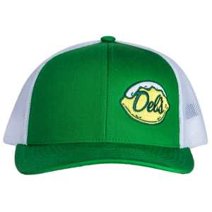 Del's Green Trucker Hat