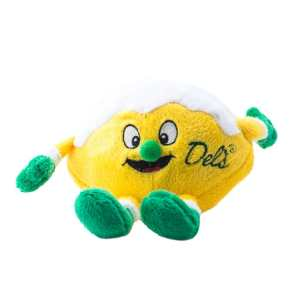 Plush Toy Lemon - Del's Lemonade - Blueflash Photography