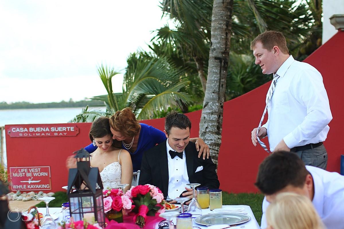 Tulum Wedding At Casa Buena Suerte Alexis And Craig
