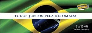Semana do Brasil – Juntos pela Retomada!