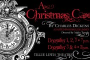 Drama marks end of semester with 'A Christmas Carol'