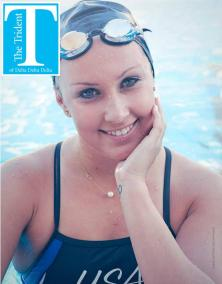 Mariya Koroleva, Stanford Synchronized Swimming Duet