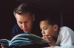 Children's books can help teach good dental health habits.