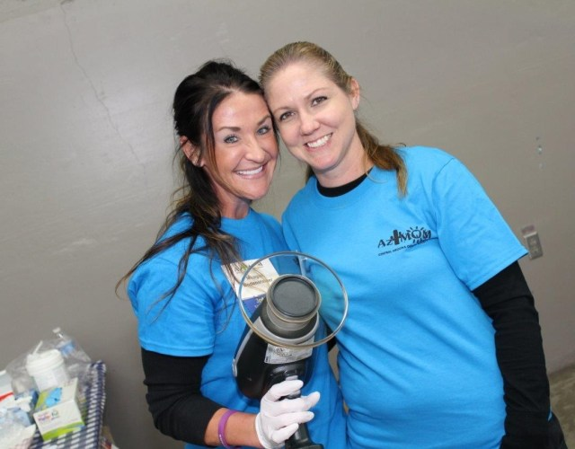 Nonprofits can rent dental equipment from Phoenix ToolBank