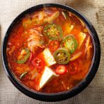 Mouth-Healthy Recipe: Kimchi Soup