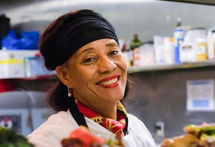 Chef Aurore De Beauduy-Yasinsky of Sapiens Paleo Kitchen