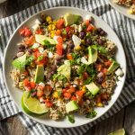 Mouth-Healthy Recipe: Vegetarian Burrito Bowl