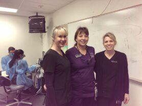 A.T. Still University dental health professionals