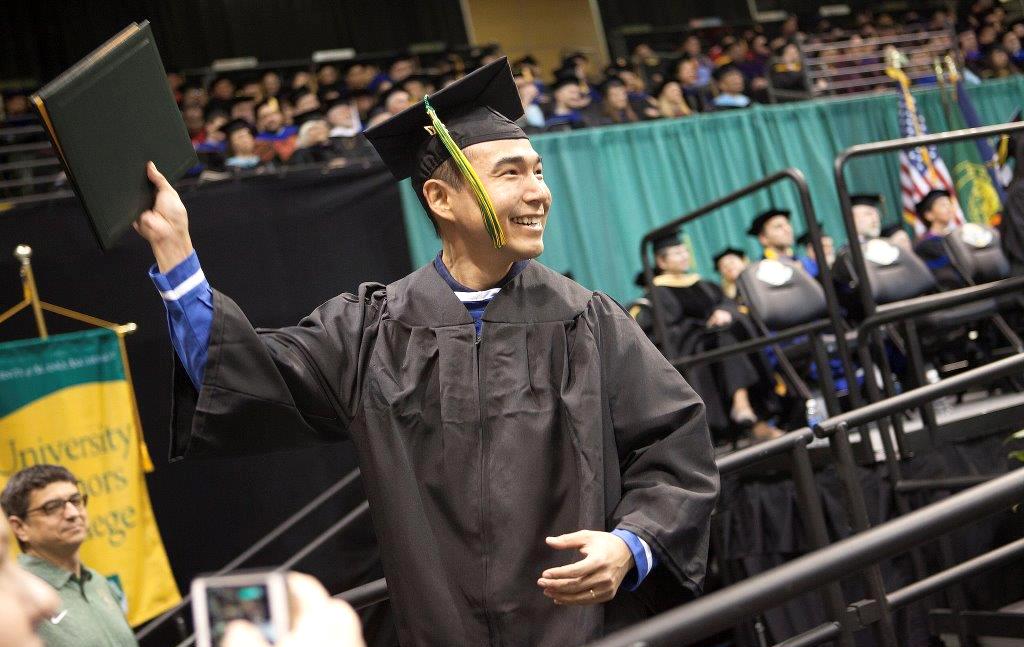 Edward-Graduate