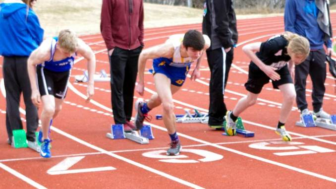 Brhs Thinclads Shine At Su Valley Invite The Delta Discovery Inc