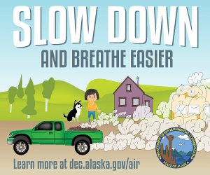 Slow Down Dust ad