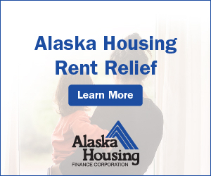 Alaska Housing Rent Relief ad