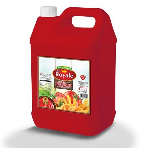 tomato ketchup 5kg gallon