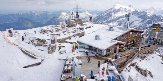 Gipfel des Nebelhorn