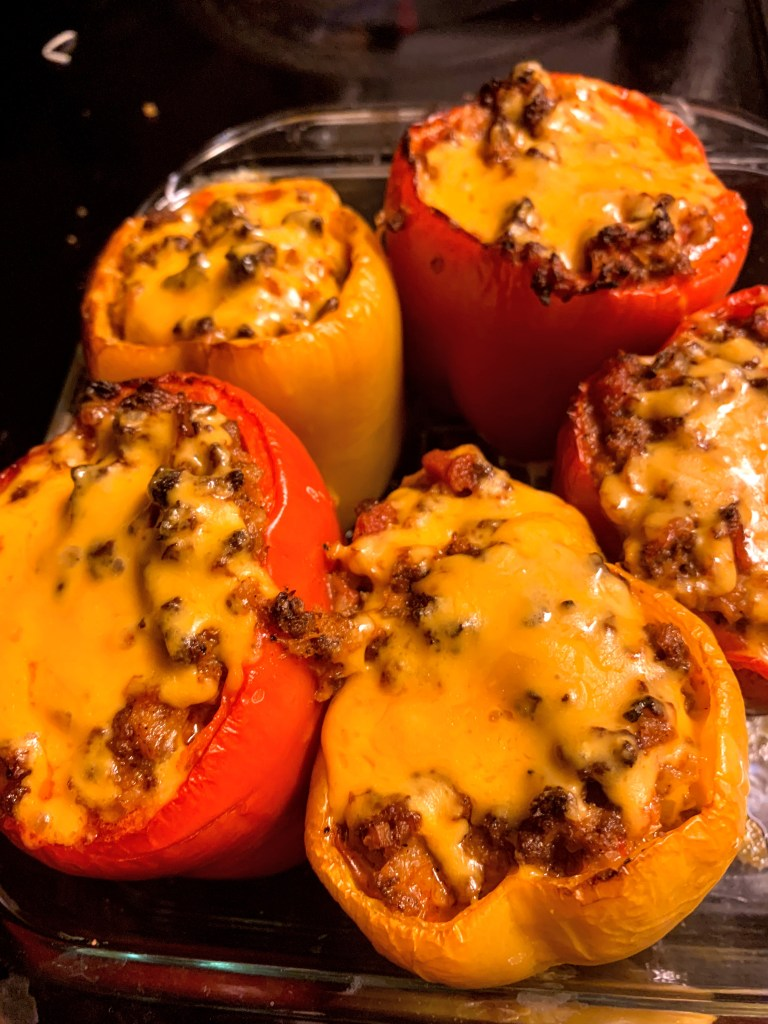 Taco Stuffed Peppers 9