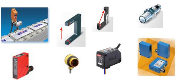 Photoelectric / Laser Sensors
