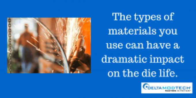Materials make an impact.