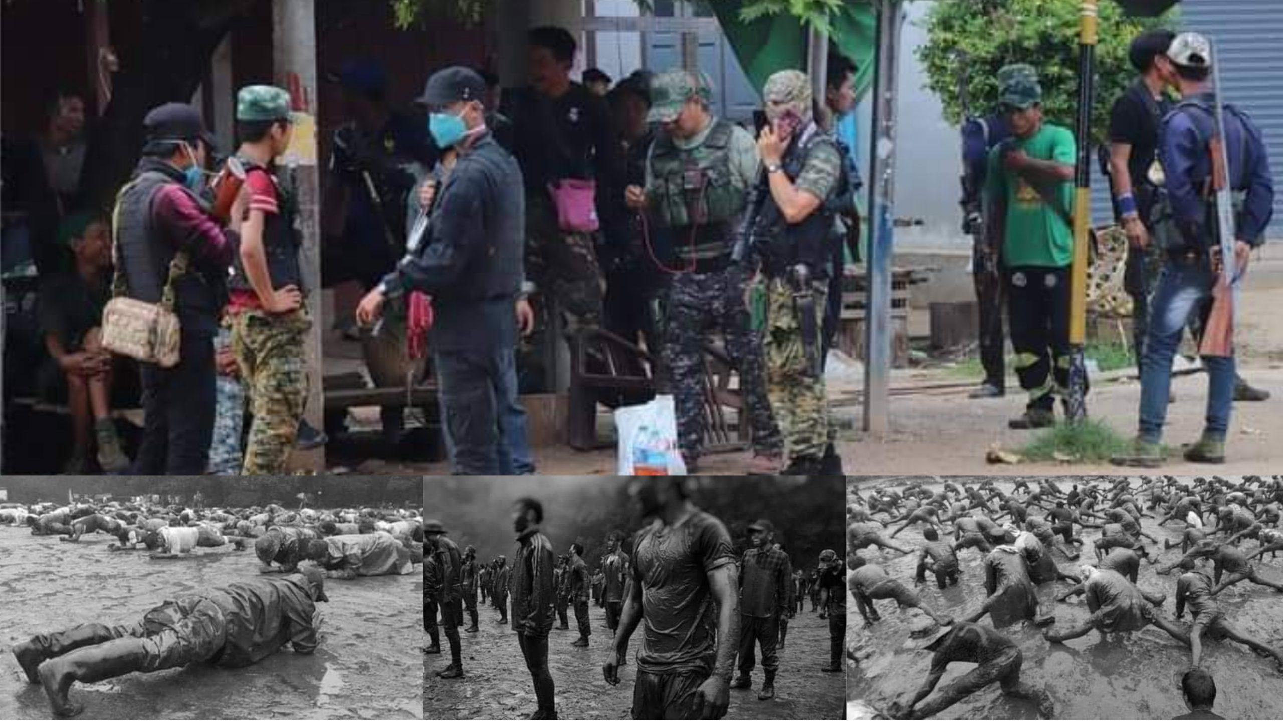 ပြည်သူတွေကိုနည်းမျိုးစုံနှိပ်စက်နေတဲ့ စစ်အုပ်စုကို ပြင်းပြင်းထန်ထန် တိုက်ခိုက်မယ်လို့ KNDF ထုတ်ပြန်