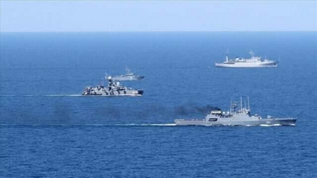 ရုရှားနဲ့ တရုတ် ပူးပေါင်းပြီး ဂျပန်ပင်လယ်ပြင်မှာ စစ်ရေးလေ့ကျင့်