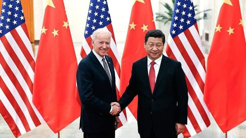 ထိုင်ဝမ်အရေးအတွက် ဂျိုးဘိုင်ဒမ်နဲ့ ရှီကျင်းဖျင့်တို့ ဆွေးနွေးမှုမှာ သဘောတူညီချက်တချို့ရရှိ