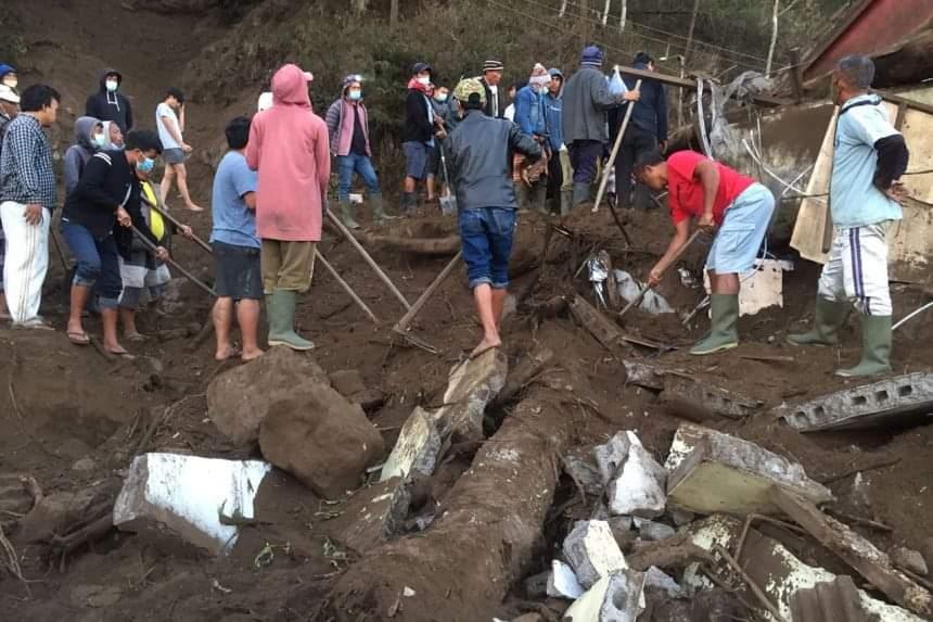 အင်ဒိုနီးရှားနိုင်ငံ ဘာလီကျွန်းမှာ ငလျင်လှုပ်လို့ လူ ၃ ဦးသေပြီး ၇ ဦးဒဏ်ရာရ
