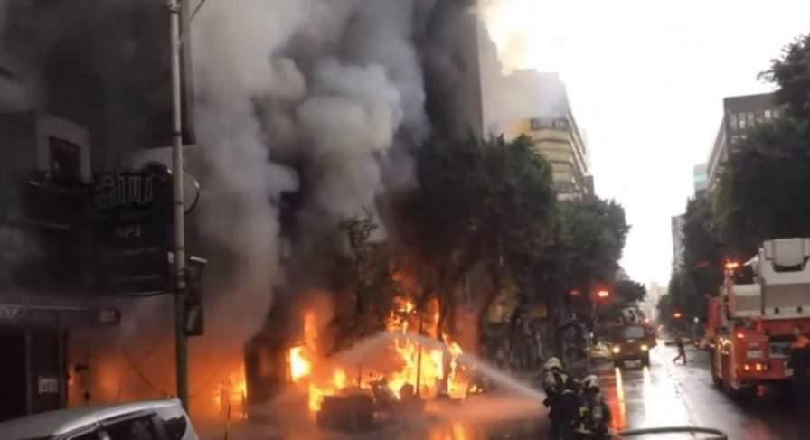 ထိုင်ဝမ်မှာ လူနေအထပ်မြင့် တိုက်ခန်းမီးလောင်လို့ လူ ၄၆ ဦးသေဆုံးပြီး ဒါဇင်နဲ့ချီ ဒဏ်ရာရ