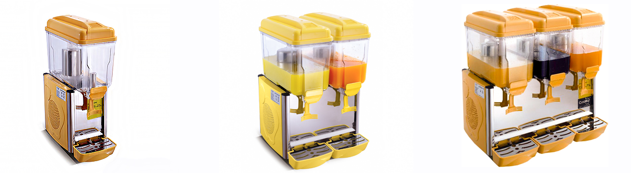 Corolla Slush electric water juice dispenser