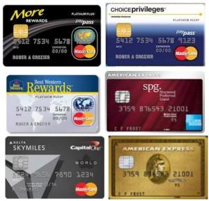 CA credit card updates delta points blog