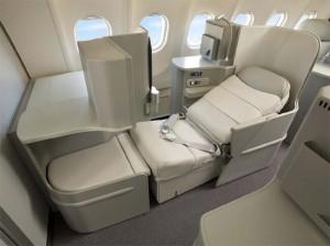 alitalia new business seat