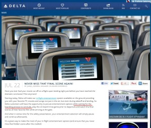 delta ife starting early