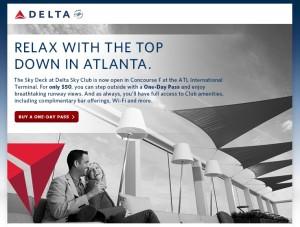 delta skydeck email add delta points blog