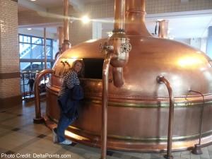 heineken brewery amsterdam delta points blog (6)
