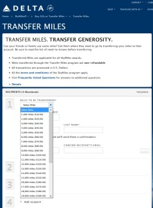 transfer miles delta-com