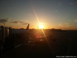 sunrise atl atlanta airport delta points blog